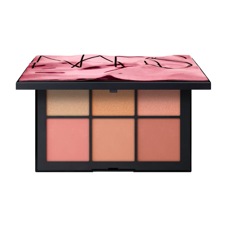 Palette viso Overlust, NARS Afterglow Collection