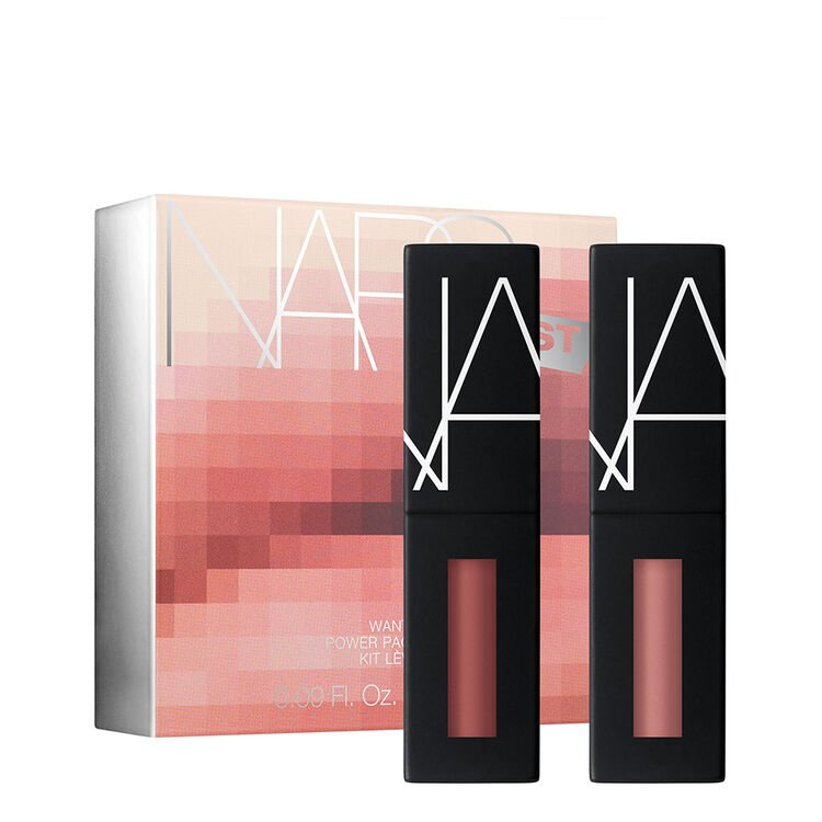 Kit labbra NARSissist Wanted Power Pack - Cool Nudes