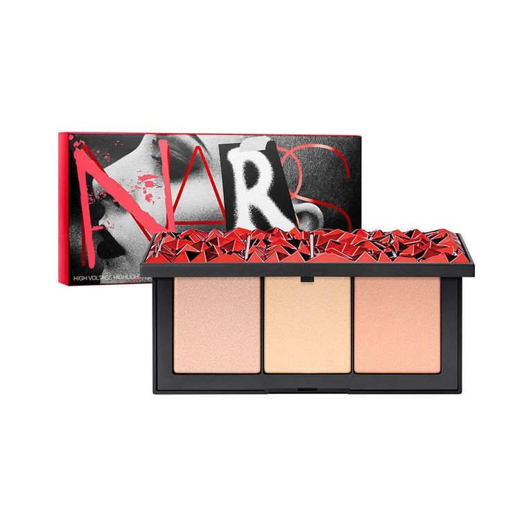 Palette di illuminanti High Voltage, NARS Blush
