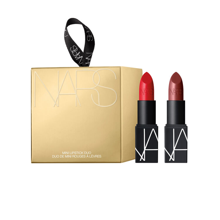 MINI LIPSTICK DUO, NARS Holiday Collection