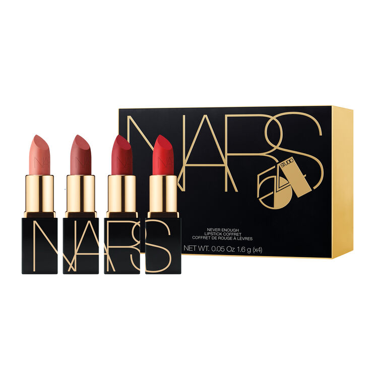 Mini set di rossetti Never Enough, NARS Labbra