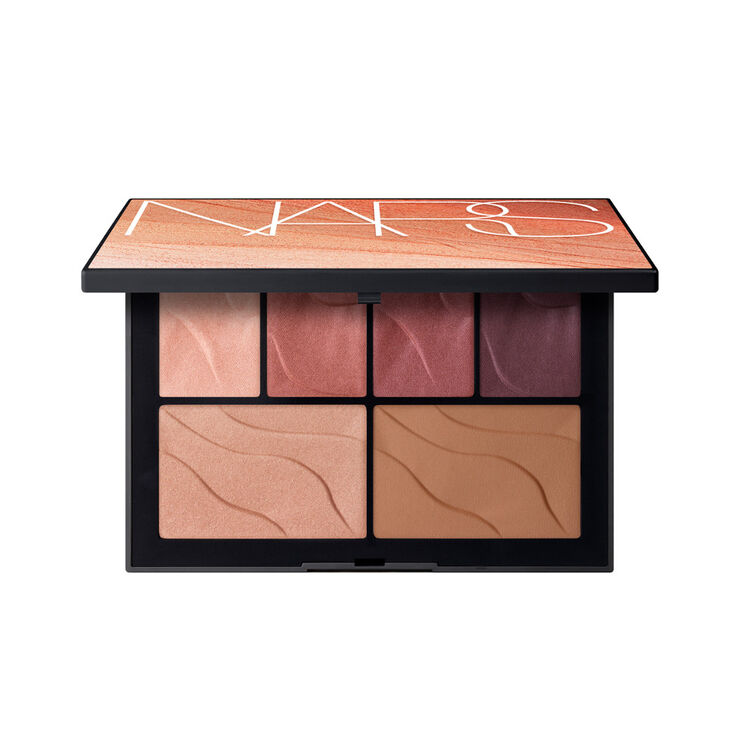 Palette viso Hot Nights, NARS Bronzer