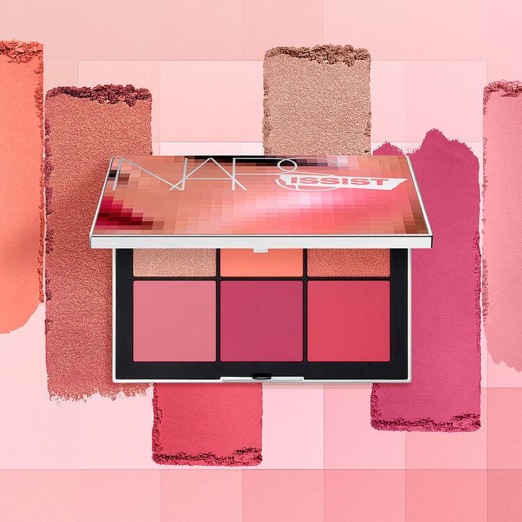 Palette blush NARSissist Wanted II, NARS ULTIMA CHIAMATA