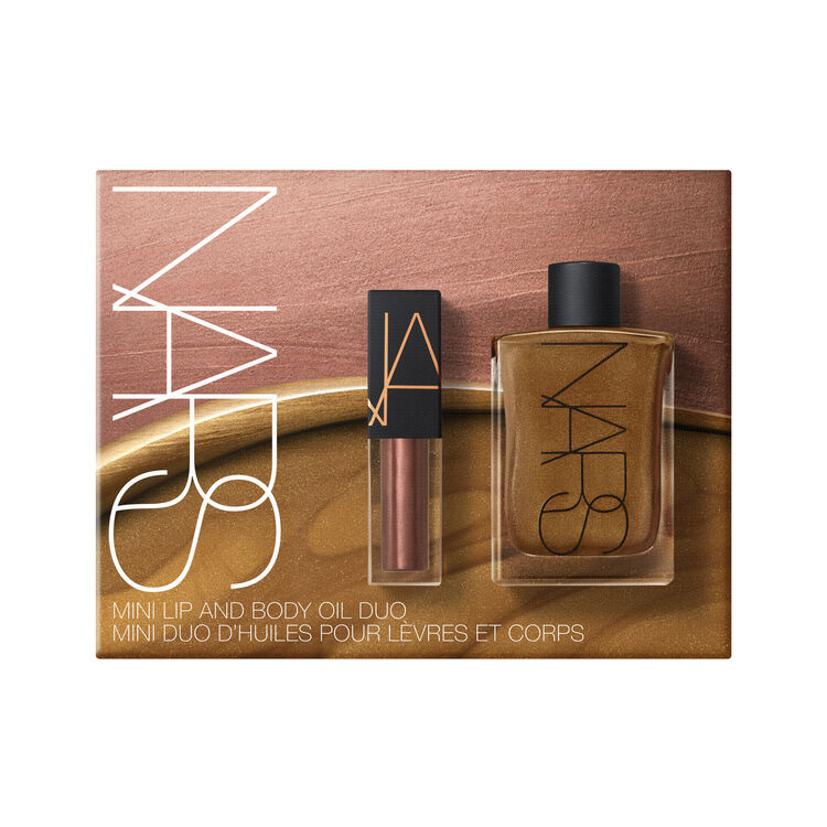 Mini Lip and Body Oil Duo, NARS Palette e Idee regalo