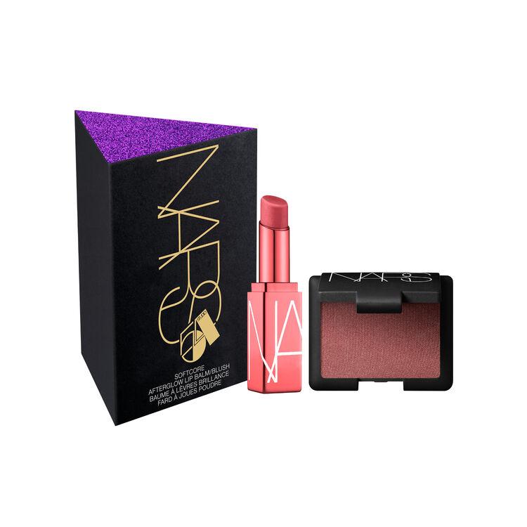 Mini set balsamo labbra e blush Softcore, NARS Best seller