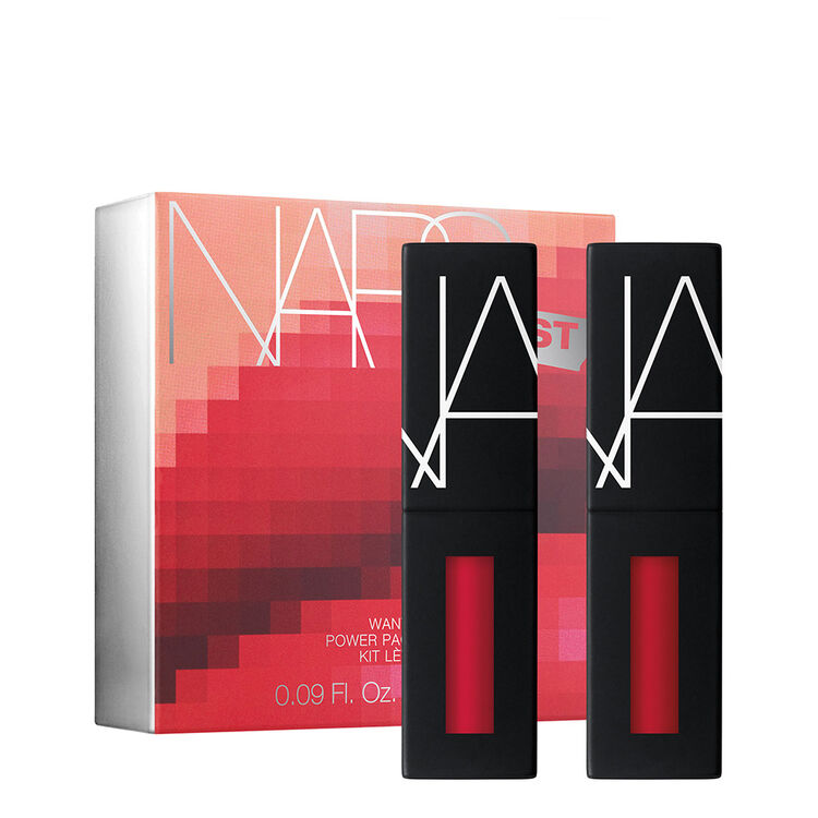 Kit labbra NARSissist Wanted Power Pack - Hot Reds