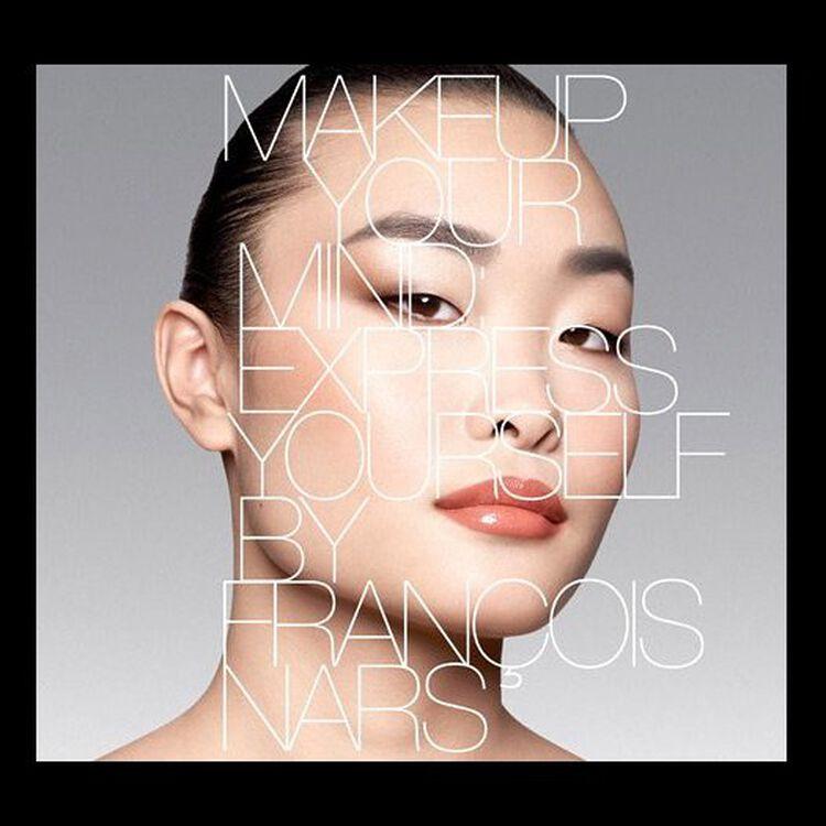Makeup Your Mind: Express Yourself, NARS Libri