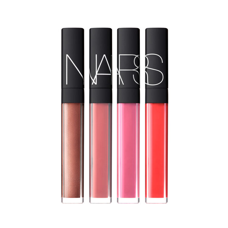 Set di gloss Hot Tropic, NARS Palette labbra