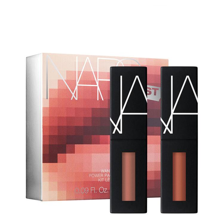Kit labbra NARSissist Wanted Power Pack - Warm Nudes