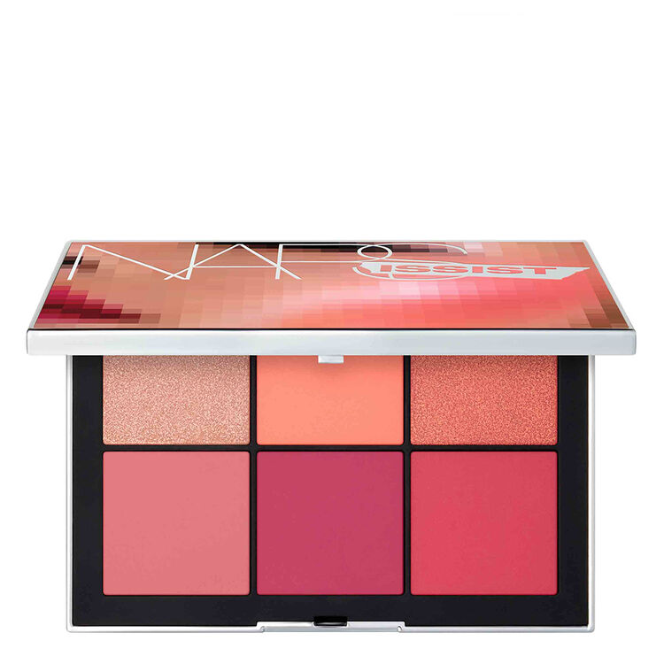 Palette blush NARSissist Wanted II,