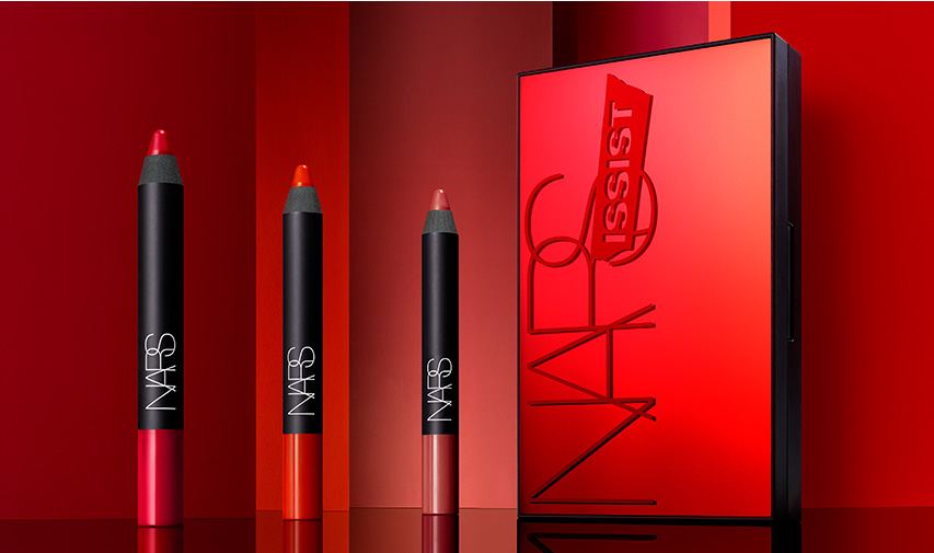 NARSissist Lip Pencil Trio