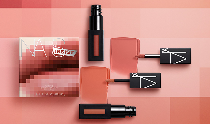 NARSissist Power Pack Lip Kit - Warm Nudes